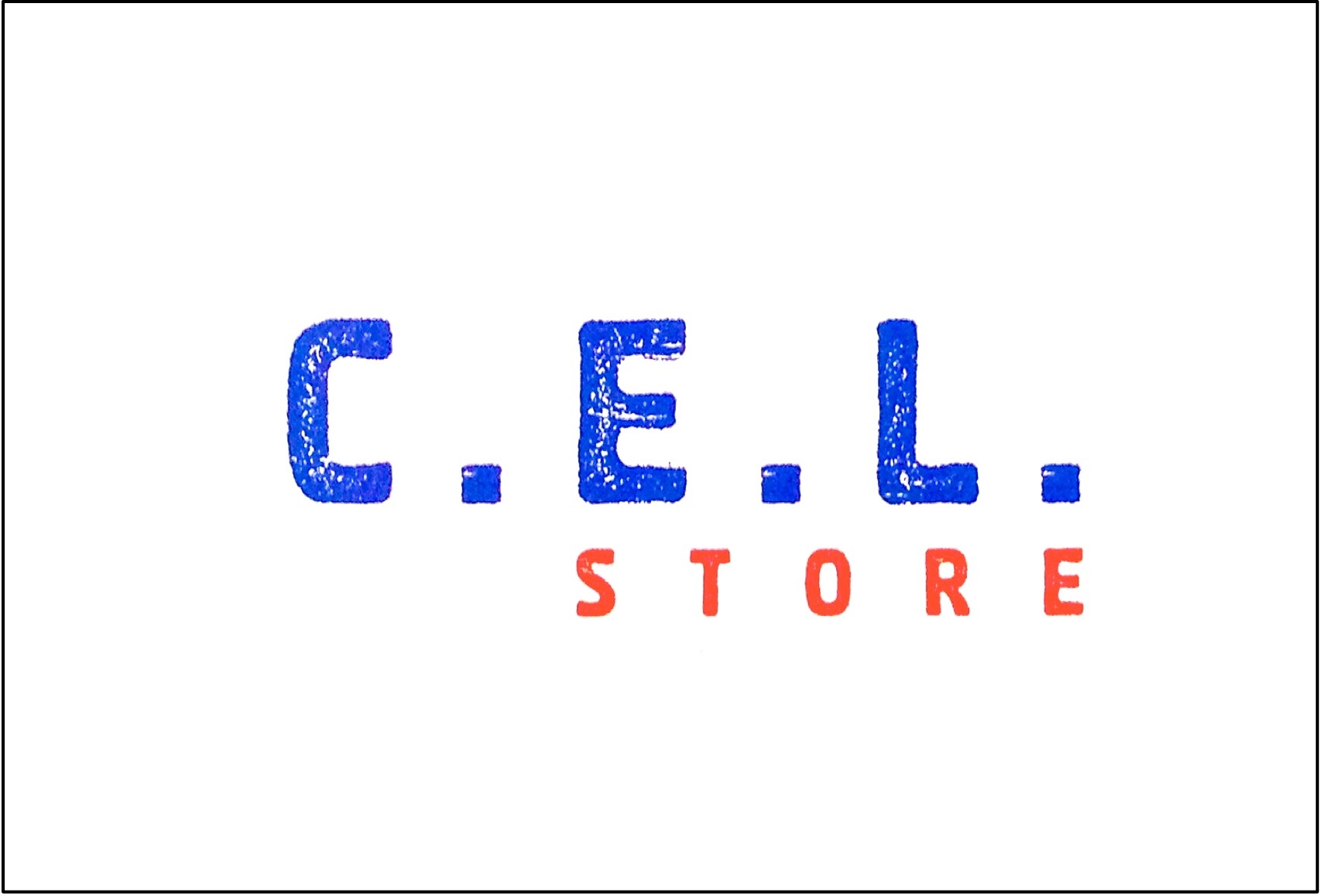 C.E.L.STORE LOGO