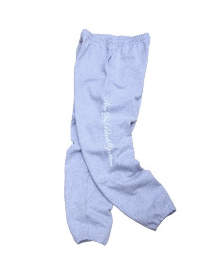 """SUNNY SPORTS / NLBM """"BY"""" RELAX PANTS."""