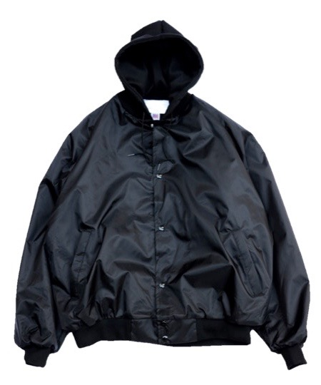 SUNNY SPORTS SELECT / FLEECE HOODY BLOUSON.