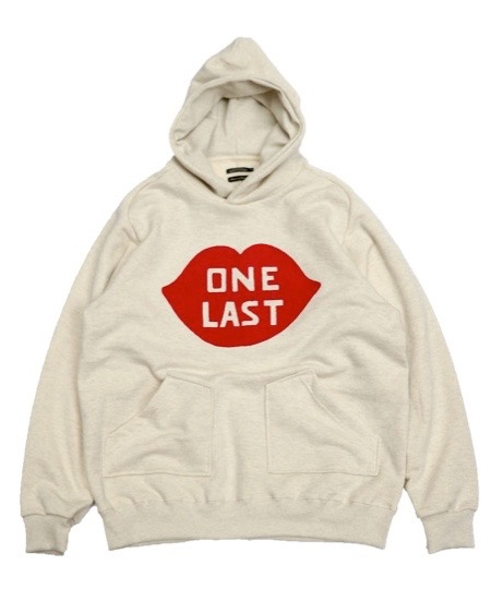 "SUNNY SPORTS / ""ONE-LAST""FREEDOM HOODY."