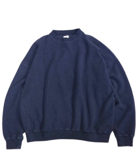 MADE IN STANDARD/REVERSE CREW SWEAT.