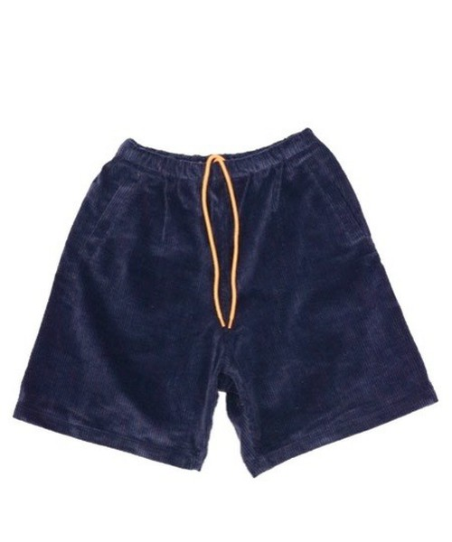 SUNNY SPORTS/CORDUROUY RELAX SHORTS.